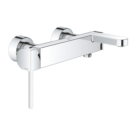 GROHE Plus Single-lever bath mixer 1/2″