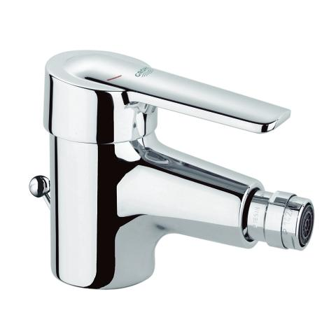 Eurostyle Single-lever bidet mixer