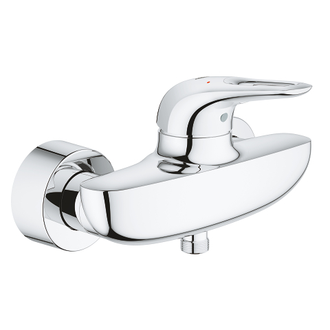 Single-lever shower mixer 1/2″