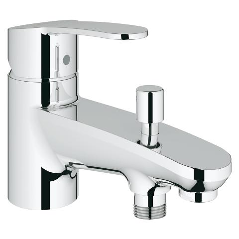 Single-lever bath/shower mixer 1/2″