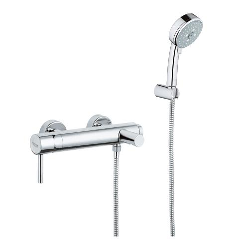 Essence Single-lever bath/shower mixer