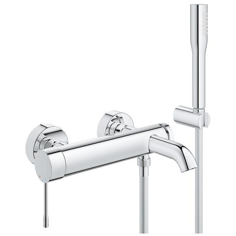Single-lever bath/shower mixer