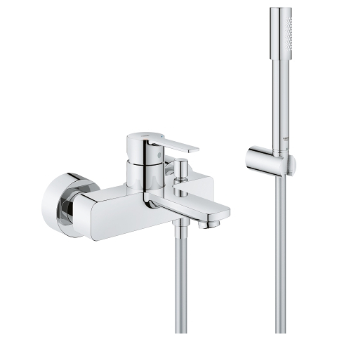 Lineare Single-lever bath mixer 1/2″