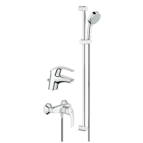 Eurosmart Single-lever shower mixer 1/2″