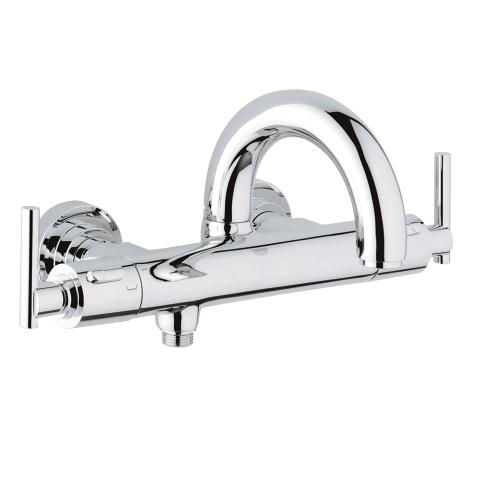 Atrio Thermostat bath/shower mixer