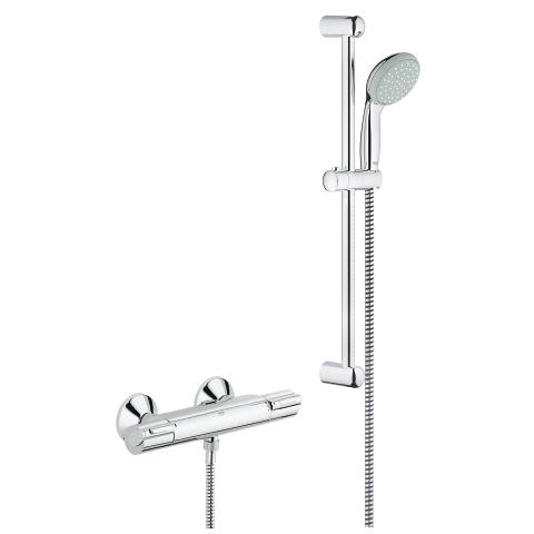 Grohtherm 1000 Thermostatic shower mixer 1/2″