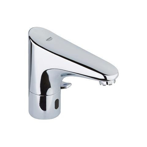 Europlus E Infra-red electronic basin mixer 1/2″ with mixing device and adjustable temperature limiter