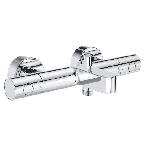 Thermostatic bath mixer 1/2″