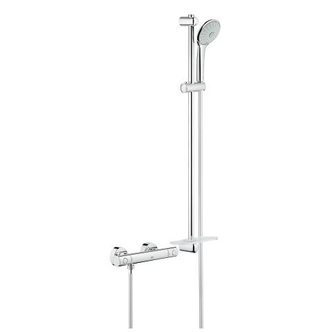 Grohtherm 1000 Cosmopolitan M Thermostatic shower set 1/2″