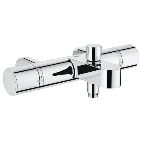 Grohtherm 1000 Cosmopolitan Thermostatic bath/shower mixer ¾""