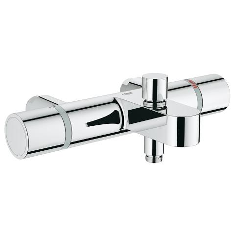 Thermostatic bath/shower mixer ¾""