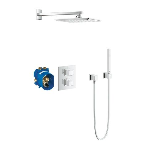 Perfect shower set with Rainshower Allure 230