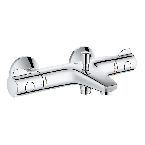 Thermostatic bath mixer 1/2″, 160cc