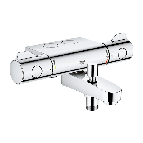 Grohtherm 800 40CC Thermostatic bath mixer 1/2″