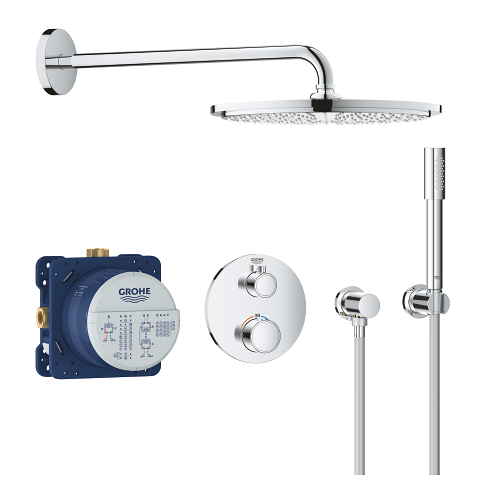 Perfect shower set with Rainshower Cosmopolitan 310