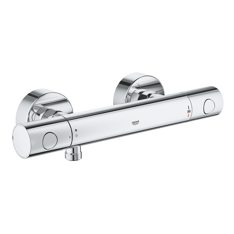 Thermostatic shower mixer 1/2″