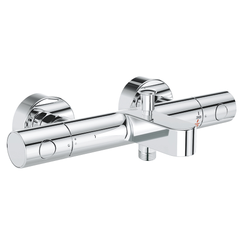 Thermostatic bath/shower mixer 1/2″