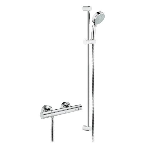Grohtherm 1000 Cosmopolitan Thermostat shower mixer
