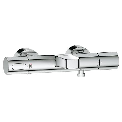 Grohtherm 3000 Cosmopolitan Thermostatic bath/shower mixer 1/2″