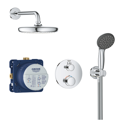 Precision Trend Perfect shower set with Vitalio Start 210