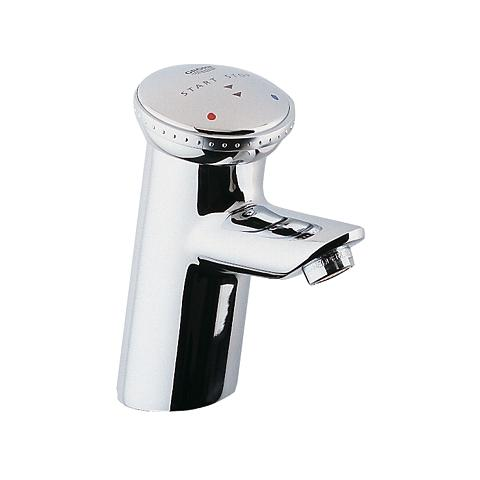 Contromix Public Self-closing basin mixer 1/2″ with mixing device