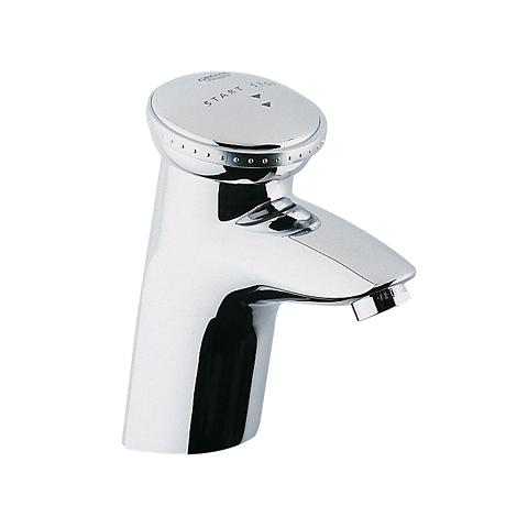 Contromix Surf Self-closing basin mixer 1/2″ without mixing device