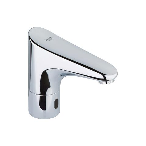 Europlus E Infra-red electronic basin tap 1/2″ with hidden mixing device