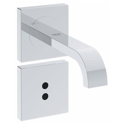Infra-red electronic basin mixer 1/2″ wall mounted