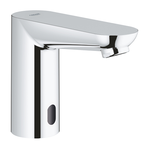 Euroeco Cosmopolitan E Infra-red electronic basin tap 1/2″ without mixing device