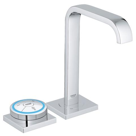 Digital basin mixer L-Size