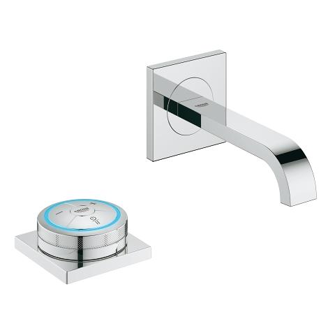 Digital basin mixer S-Size