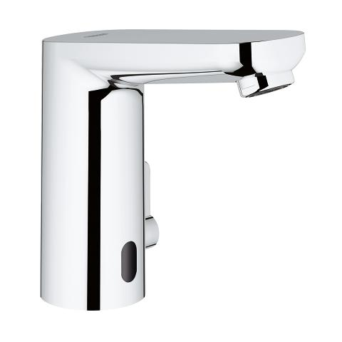Infra-red electronic basin mixer