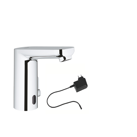 Eurosmart Cosmopolitan E Infra-red electronic basin mixer 1/2″ with mixing device and adjustable temperature limiter