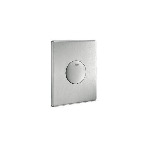 Skate Wall plate, stainless steel