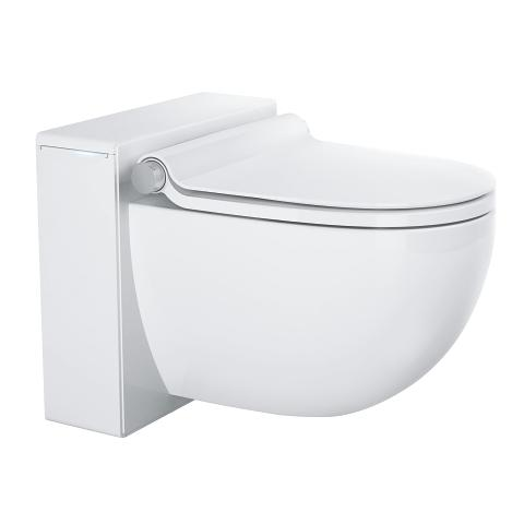 GROHE Sensia IGS Shower toilet complete system for concealed flushing cisterns, wall-hung