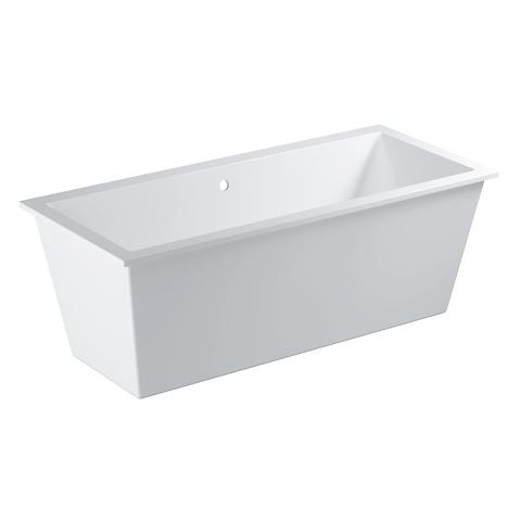 Drop-in bath tub
