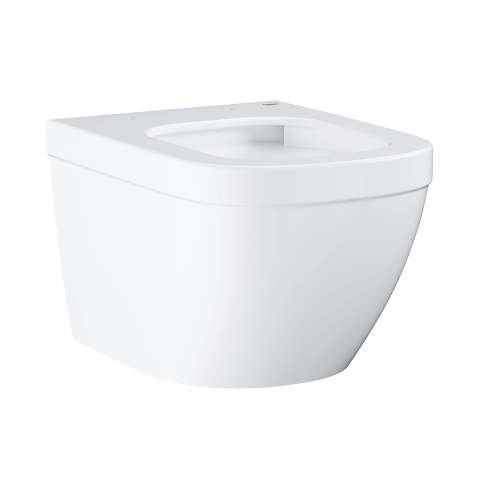 Wall hung compact WC