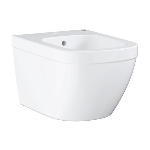 Euro Ceramic Wall hung bidet with PureGuard