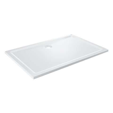 Acrylic shower tray 900 x 1400