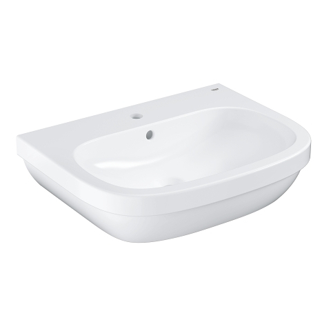 Euro Ceramic Wash basin 65 with PureGuard