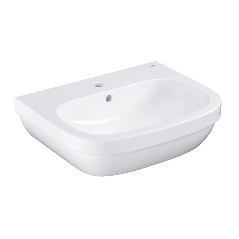 Euro Ceramic Wash basin 60 with PureGuard
