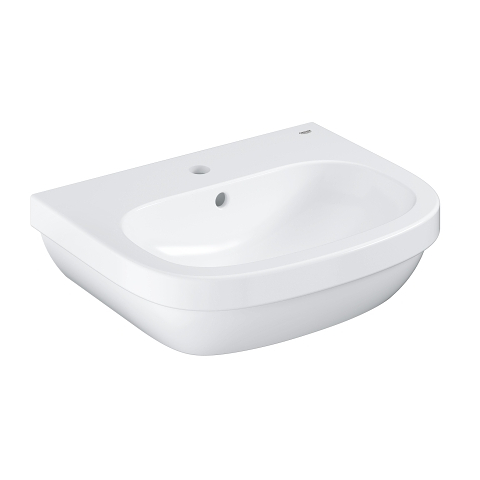 Euro Ceramic Wash basin 55 with PureGuard
