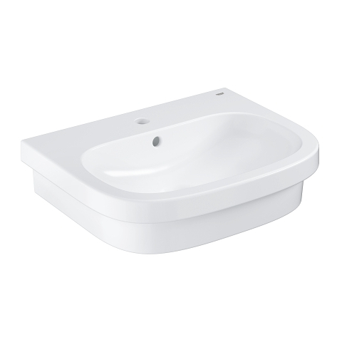 Euro Ceramic Counter top basin 60 with PureGuard