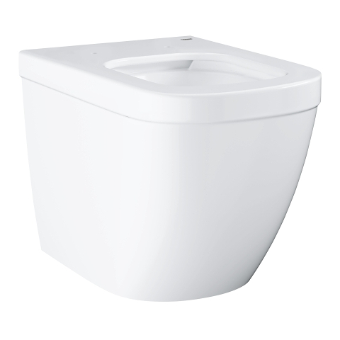 Euro Ceramic Floor standing back to wall WC with PureGuard
