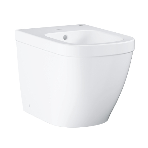 Floor standing bidet with PureGuard