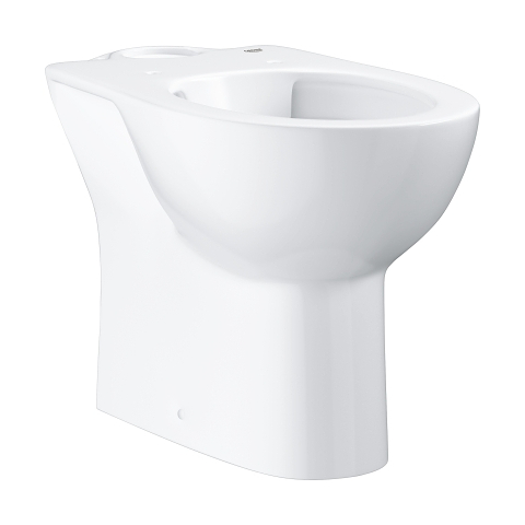 Bau Ceramic Floor standing WC for close coupled combination