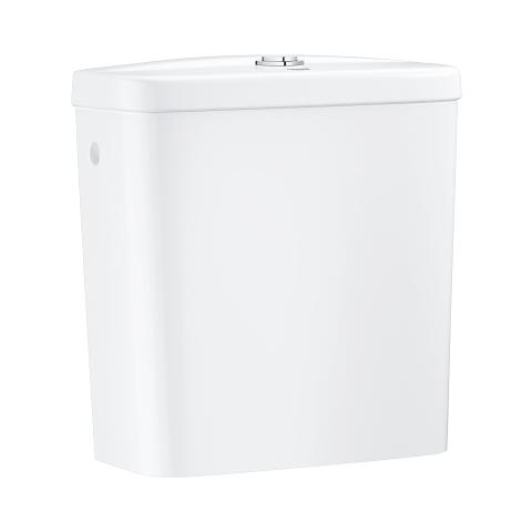 Bau Ceramic Exposed flushing cistern