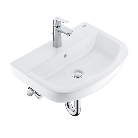 Bundle wash basin 55 + Start Edge single-lever basin mixer