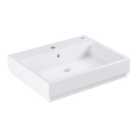 Cube Ceramic Counter top basin 60