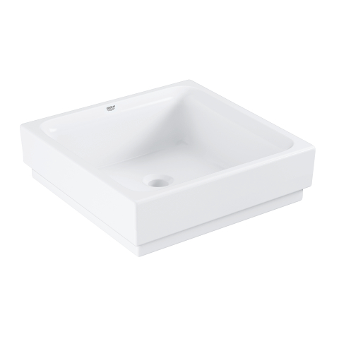 Cube Ceramic Vessel basin 40